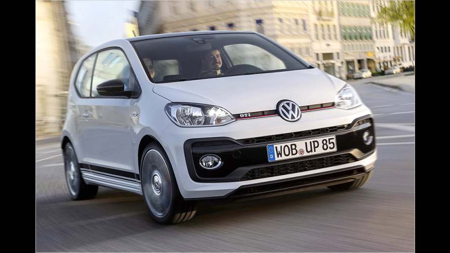 VW Up GTI: Kraft-Knirps
