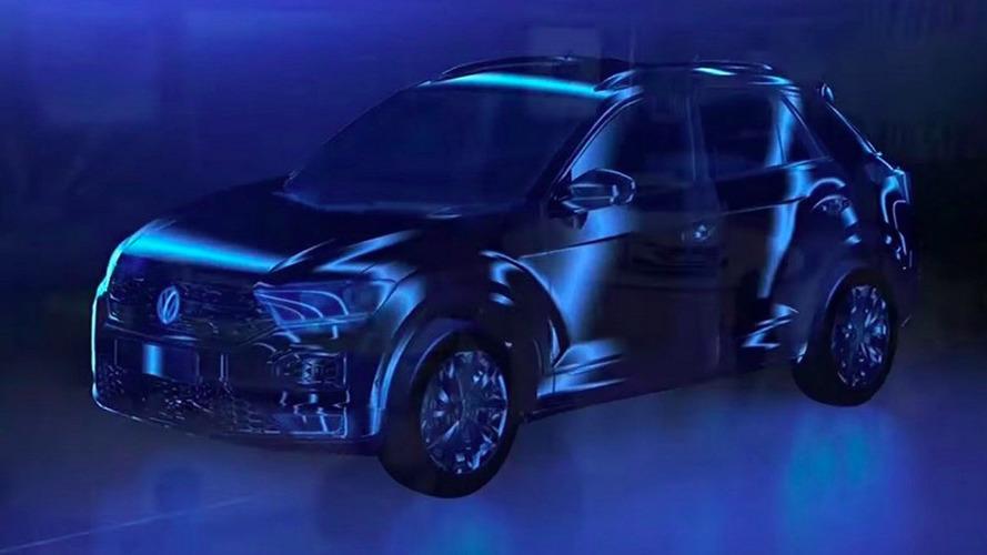 Volkswagen T-Roc : un premier aperçu