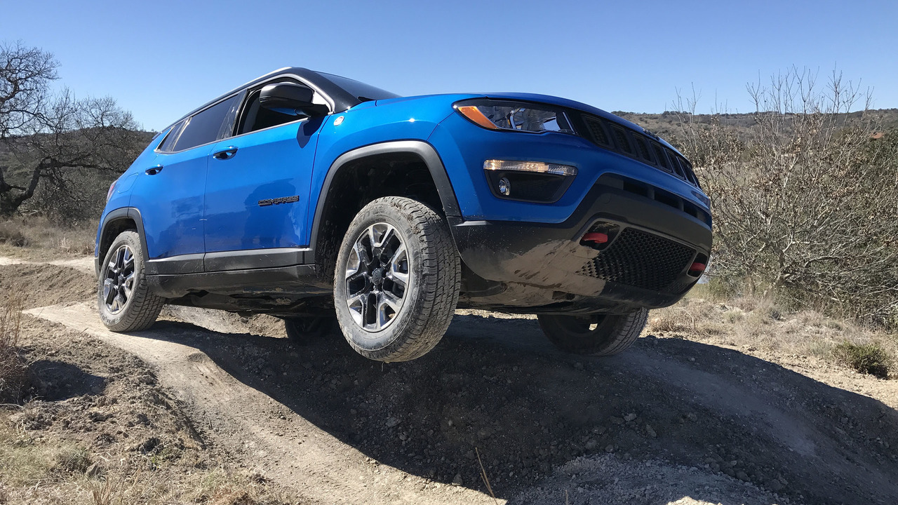 2017 Tucson Towing Capacity >> 2017 Jeep Compass First Drive: All the right stuff