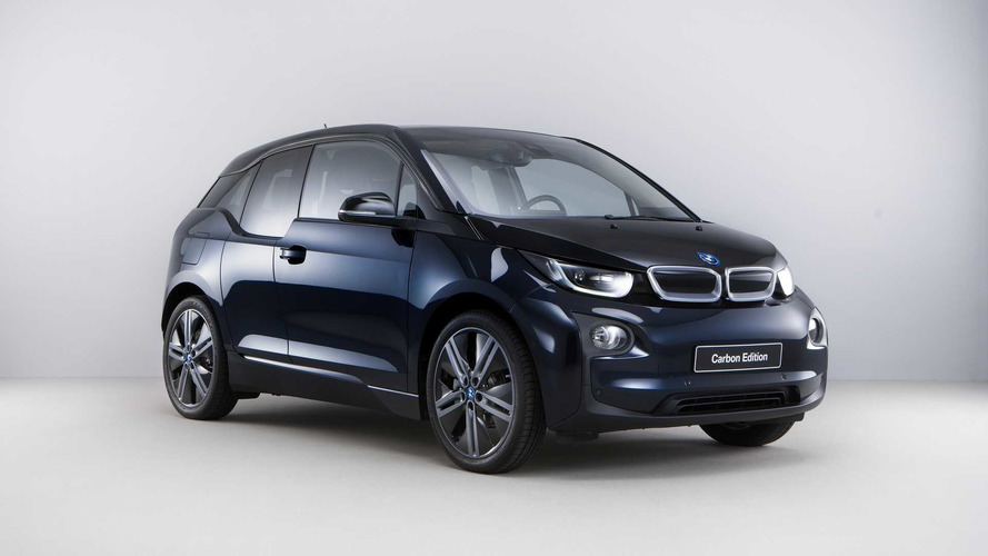 BMW i3 Carbon Edition Rides Silently On 20-Inch Wheels