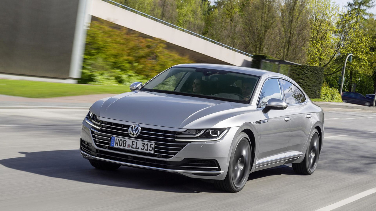 Nuevo Jetta 2018 >> VW Arteon Six-Cylinder Engine, Shooting Brake Version Considered