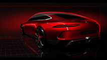 Mercedes-AMG GT Concept teaser photo