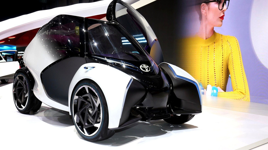 Genève 2017 - Toyota i-TRIL : rendez-vous en 2030 !