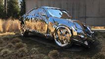 Jordan Griska Mercedes Art Car