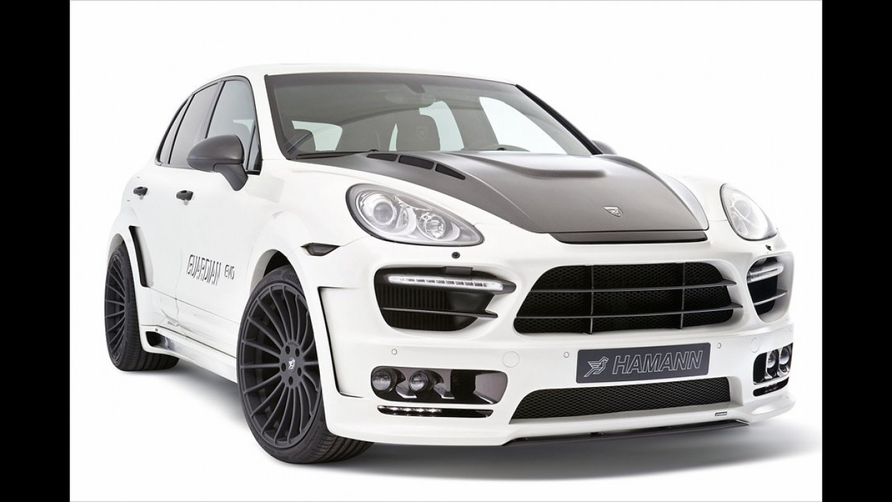 Hamann Guardian (Basis Porsche Cayenne Turbo)