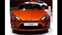 Toyota GT86 jetzt bestellbar