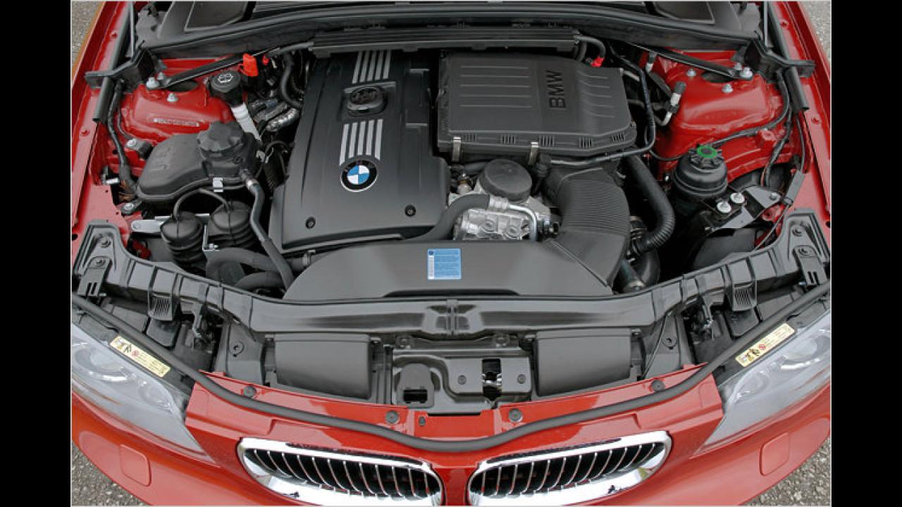 Bester Motor 2,5 Liter bis 3,0 Liter Hubraum