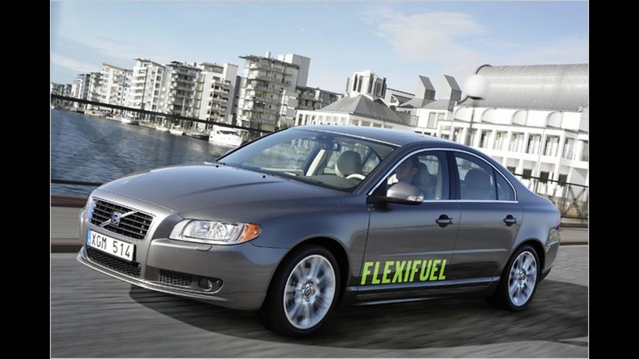 Volvo setzt auf Bio-Ethanol