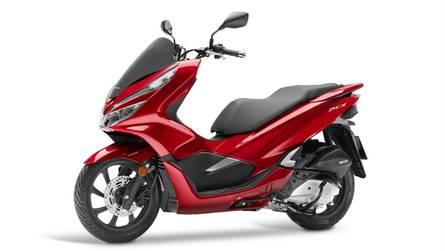 Honda registra nova PCX 2019 no Brasil