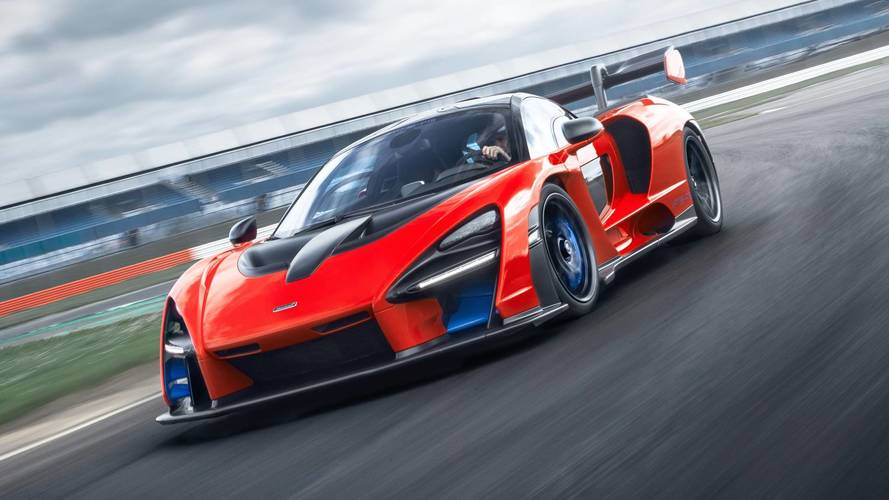 2018 mclaren senna prototype first drive le mans car for the road. Black Bedroom Furniture Sets. Home Design Ideas