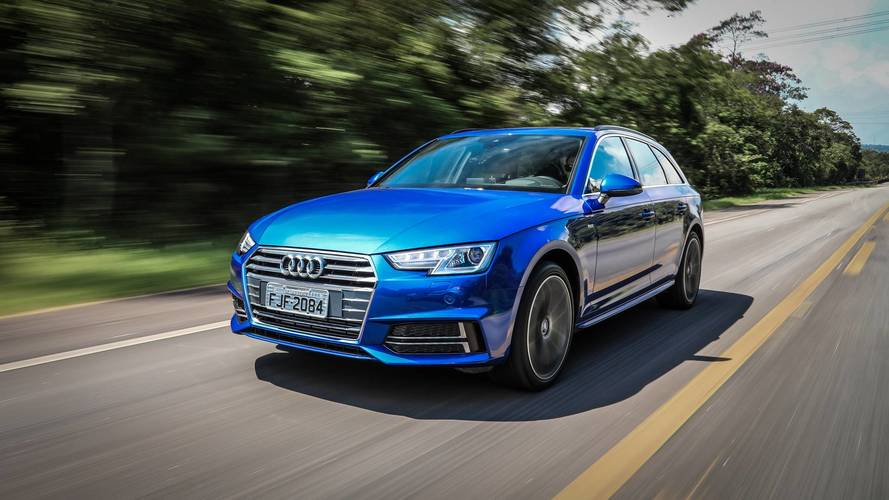 Recall: Audi convoca A4 para reparar problema no para-brisa