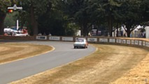 Classic Porsche 911 at Goodwood