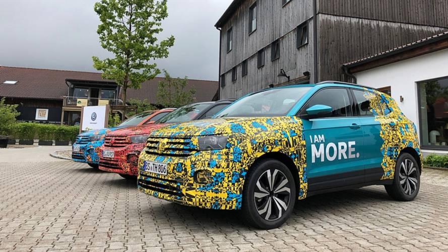 Le nouveau Volkswagen T-Cross sera produit en Espagne