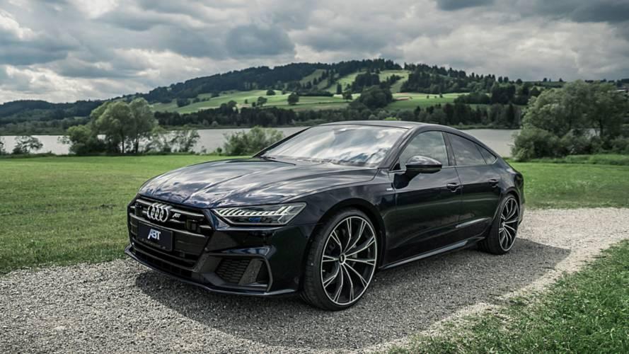 Audi A7 Sportback 2018 by ABT, elegante y poderoso al mismo tiempo