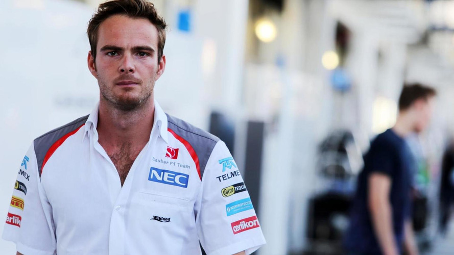 Van der Garde denied pass for Abu Dhabi - report