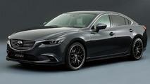 Tuned Mazda6 for Tokyo Auto Salon
