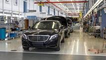 2014 Mercedes-Benz S-Class Guard