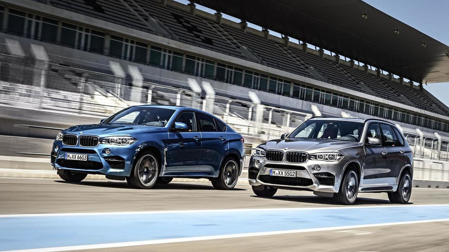 BMW says more M SUVs are coming