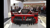 Ferrari FXX K, la presentazione alle Finali Mondiali di Abu Dhabi