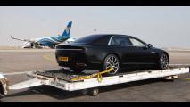Aston Martin Lagonda: prime foto