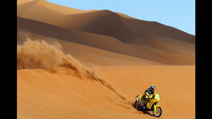 Al via la Dakar 2009