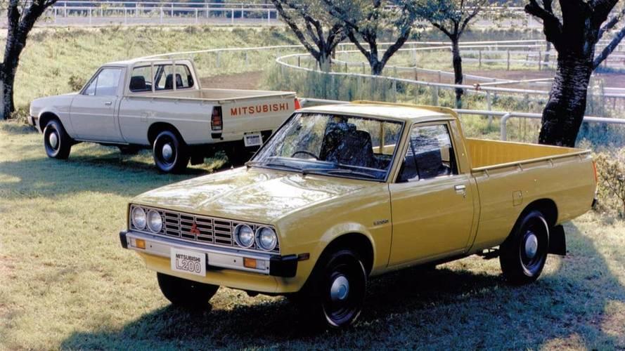 Mitsubishi - Créateur de pick-up depuis 70 ans