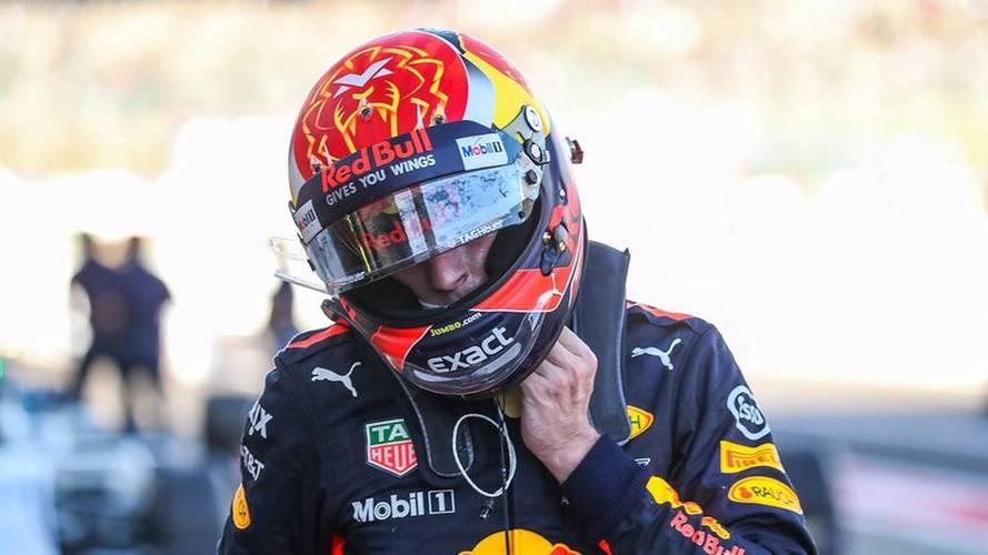 Verstappen Extends Red Bull Deal To 2020