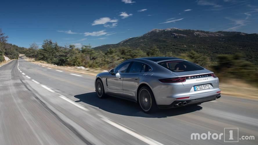 Essai Porsche Panamera Turbo S E-Hybrid