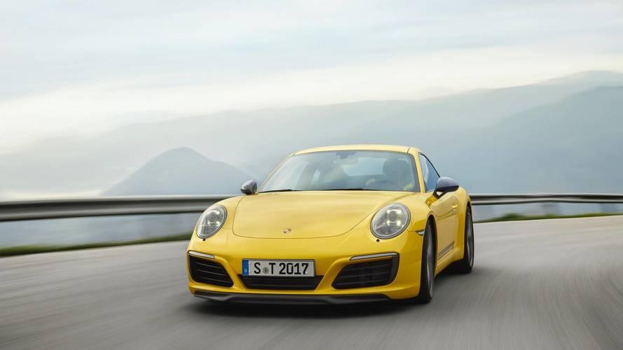 Porsche presents mainstream 911 for purists
