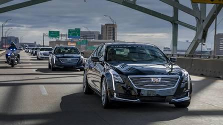 Cadillac Super Cruise o cómo conducir 1.900 km, sin tocar el volante