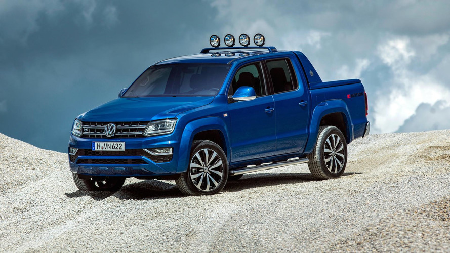 FCA, VW Could Team Up For A New Utility Vehicle, Pickup Truck