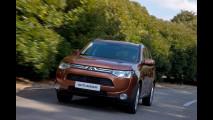 Nuovo Mitsubishi Outlander - TEST
