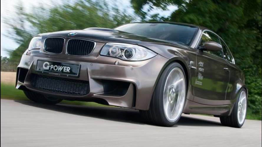 G-Power G1 V8 Hurricane RS: la BMW 1 M Coupé più veloce di sempre