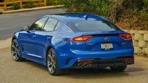 2018 Kia Stinger GT: First Drive