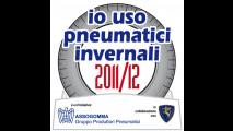 Pneumatici invernali - Assogomma e Federpneus in pista e su strada a Cervinia