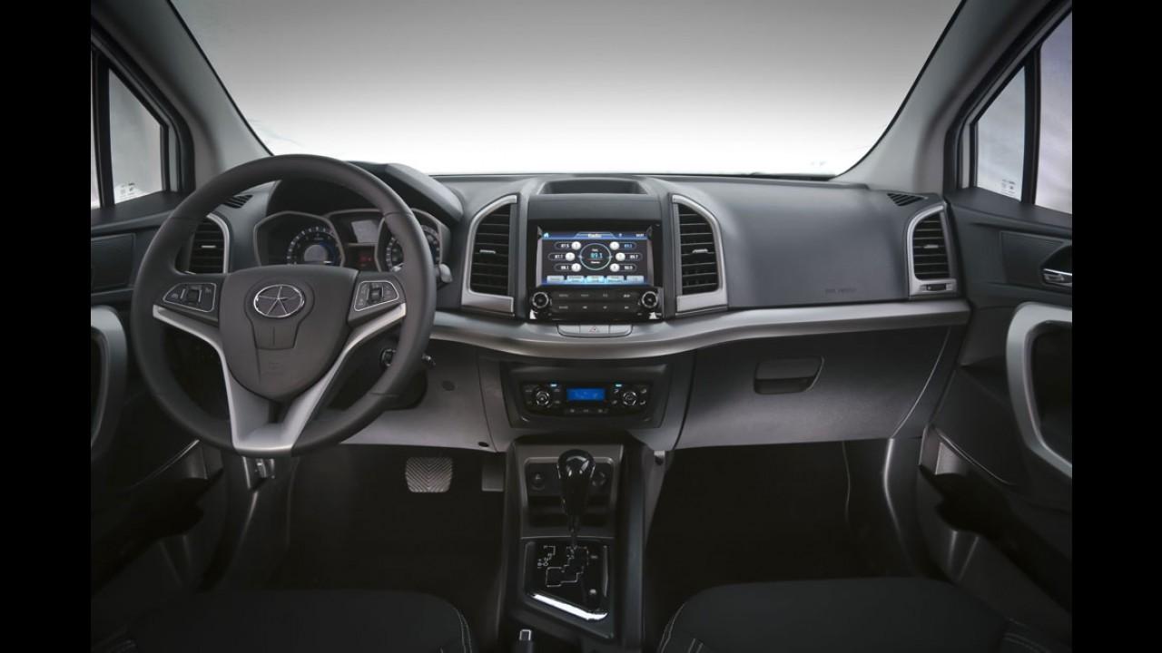 Flagra: pegamos o SUV compacto JAC T5 em versão final