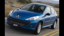 Esquecido no Brasil, Peugeot 207 lidera vendas na Argentina em maio
