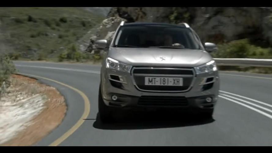 Rússia é o primeiro mercado a receber o Novo Peugeot 4008