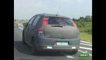 Flagra: Novo Citroën C3 rodando no Brasil