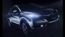 Honda revela interior do HR-V nacional - veja fotos