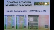 CNH e documentos de veículos mudam a partir de julho de 2015