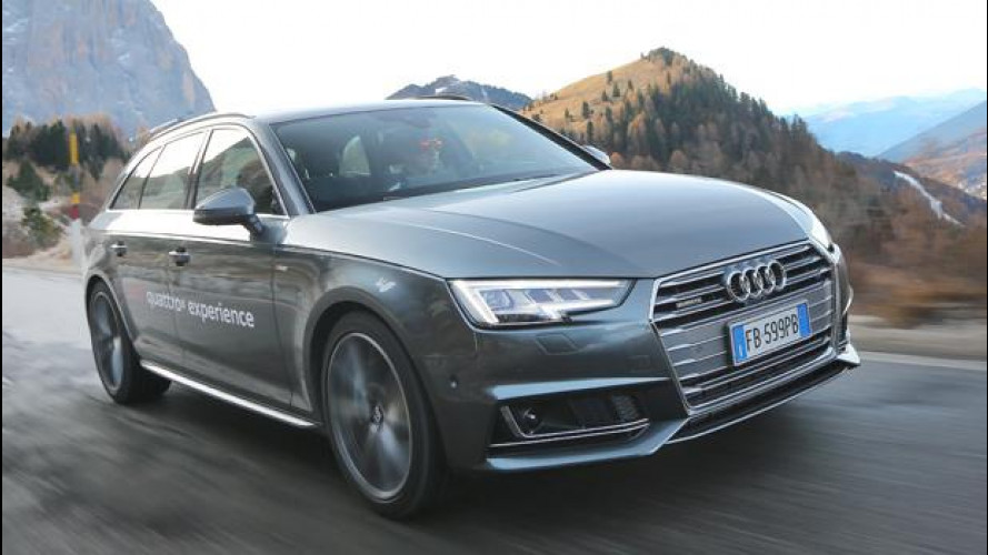 Audi A4, la nuova