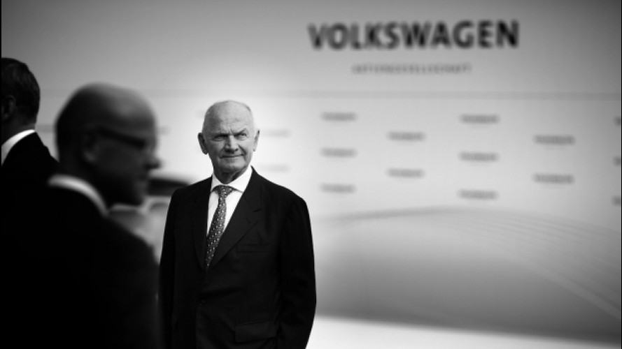 "Ferdinand Piech ha ""abdicato"": vendute le quote in Volkswagen"
