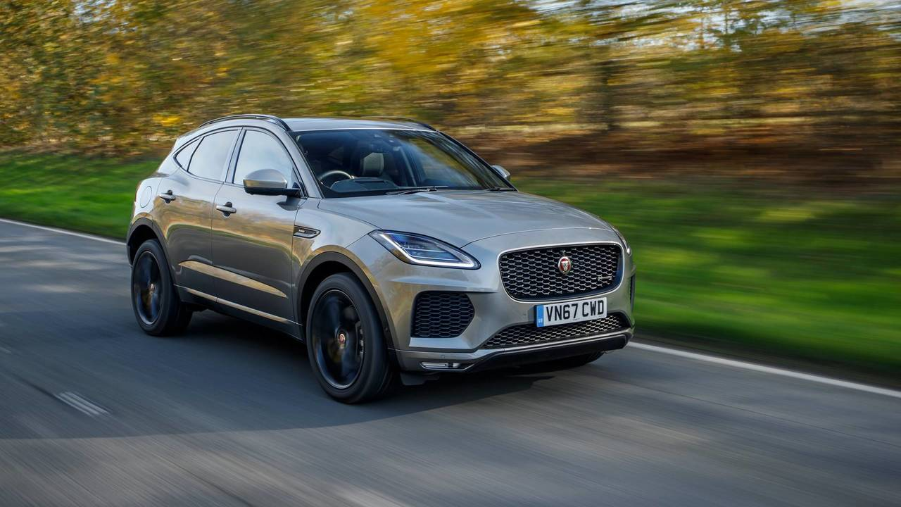 Lincoln Nautilus Price >> 2018 Jaguar E-Pace First Drive: No Macan-Beater
