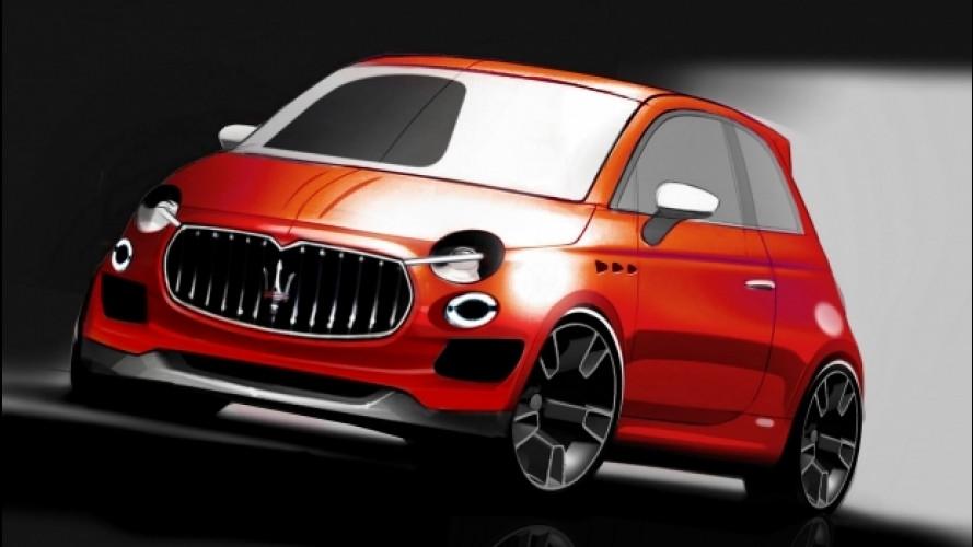 Maserati 500, alcune immagini circolano in rete