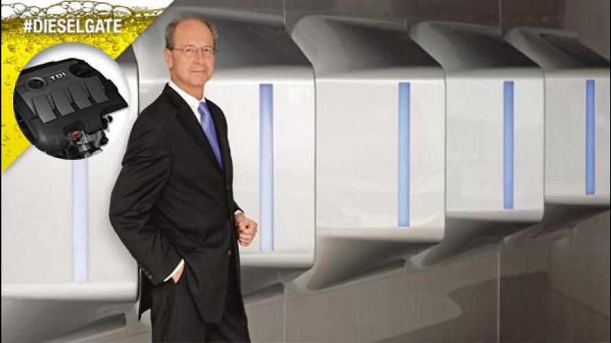 Dieselgate, il nuovo presidente Volkswagen è Hans Dieter Pötsch
