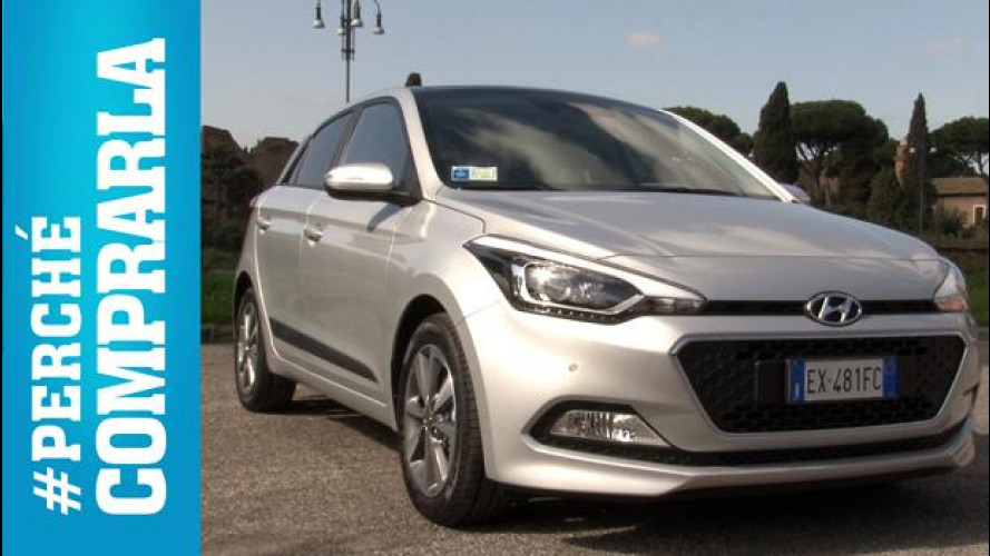 Hyundai i20, perché comprarla... e perché no [VIDEO]