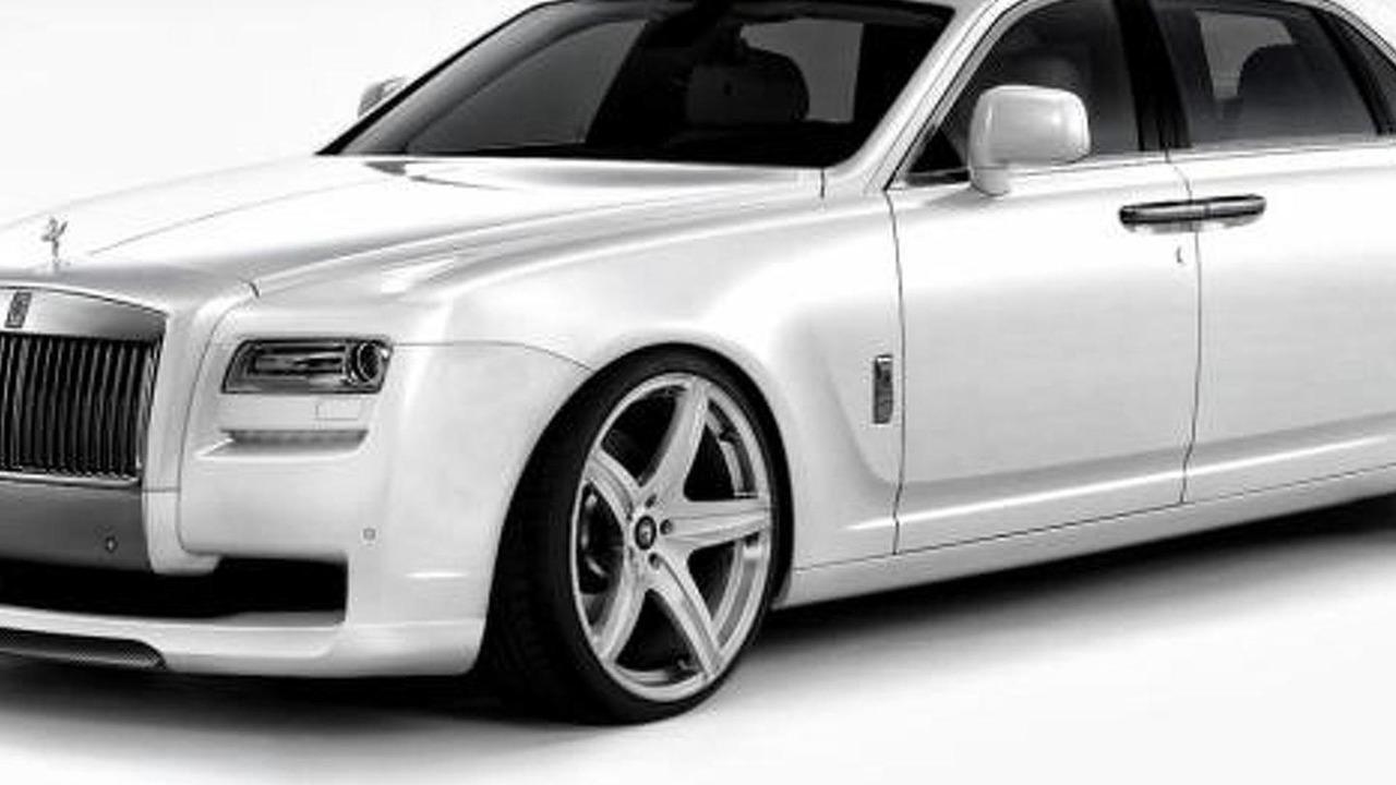 Vorsteiner Rolls Royce Ghost