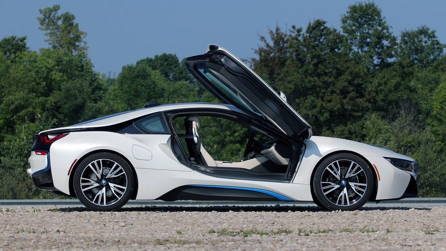 BMW i8 Added To Automaker's European Delivery Program