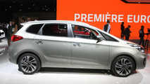 Kia Carens 2017 Mondial de l'Automobile